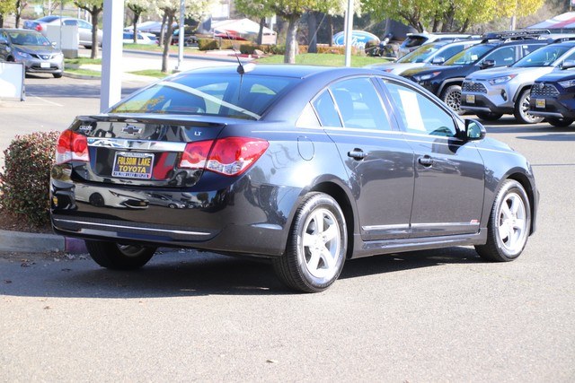 Pre-Owned 2015 Chevrolet Cruze LT*RS PKG, NEW BRAKES, ONE OWNER, HANDS FREE PHONE, ONSTAR, CRUISE CONTROL