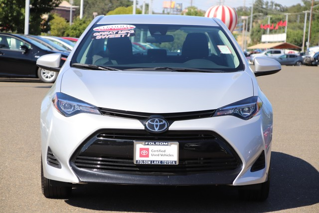 Certified Pre-Owned 2019 Toyota Corolla L* TOYOTA FACTORY CERTIFIED