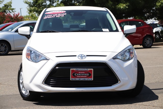 Certified Pre-Owned 2017 Toyota Yaris iA * ONE OWNER, NEW TIRES, STILL COVERED UNDER THE NEW CAR WARRNANTY,