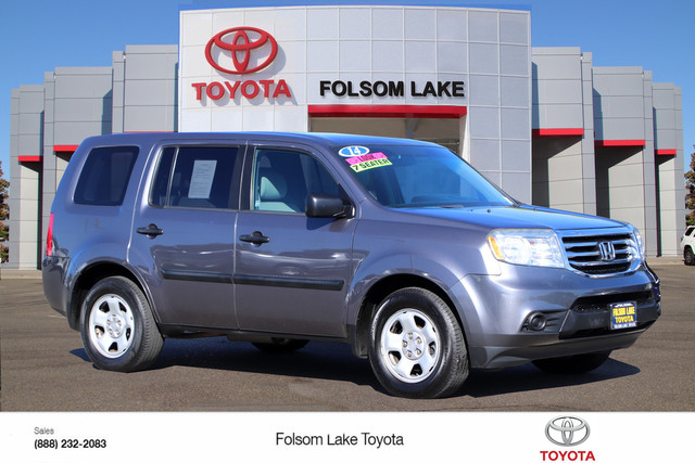 Pre-Owned 2014 Honda Pilot LX 4X4* HANDS-FREE WIRELESS BLUETOOTH, THIRD ROW SEAT, ROOF RACK, TOW PKG.