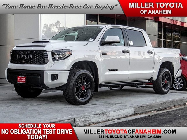 Trd Pro Tundra >> New 2020 Toyota Tundra Trd Pro Crewmax 5 5 Bed 5 7l Natl Offsite Location