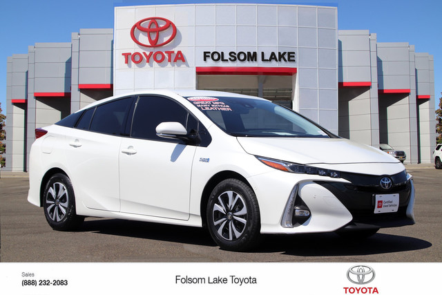 Certified Pre-Owned 2017 Toyota Prius Prime Advanced Hatchback* NEW TIRES, ONE OWNER, NAVIGATION, HEATED SEATS, DYNAMIC CRUISE CONTROL, BLIND-SPOT MONITOR, TOYOTA FACTORY CERTIFIED