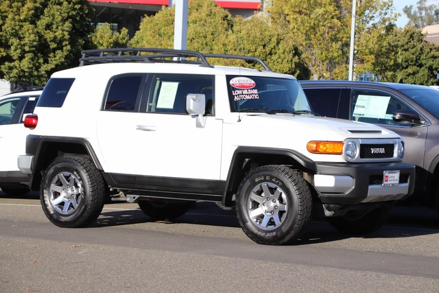 Certified Pre-Owned 2014 Toyota FJ Cruiser 4X4* HANDS FREE PHONE, BACKUP CAMERA, CRUISE CONTROL, TOYOTA FAC