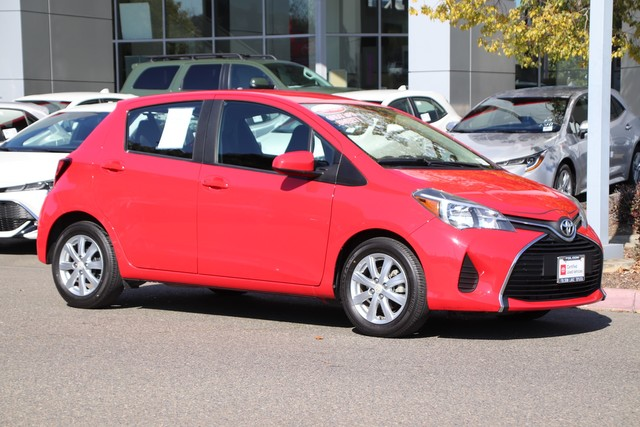 Certified Pre-Owned 2016 Toyota Yaris LE* ONE OWNER, HANDS FREE PHONE, TOYOTA FACTORY CERTIFIED