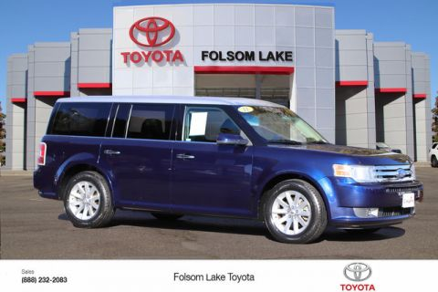 Pre-Owned 2011 Ford Flex SEL* NEW TIRES, HEATED LEATHER SEATS, THIRD ROW SEAT, CRUISE CONTROL, POWER WINDOWS, POWER DOOR LOCKS