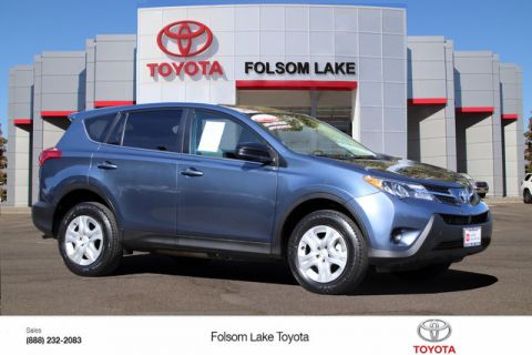 Certified Pre-Owned 2014 Toyota RAV4 LE AWD* NEW TIRES, NEW BRAKES, ONE OWNER, HANDS FREE PHONE, CRUISE CONTROL, TOYOTA FACTORY CERTIFIED