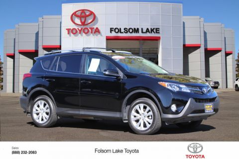 Certified Pre-Owned 2015 Toyota RAV4 Limited AWD* ONE OWNER, NAVIGATION, HEATED SEATS, MOONROOF, TOYOTA FACTORY CERTIFIED All Wheel Drive SUV - In-Stock
