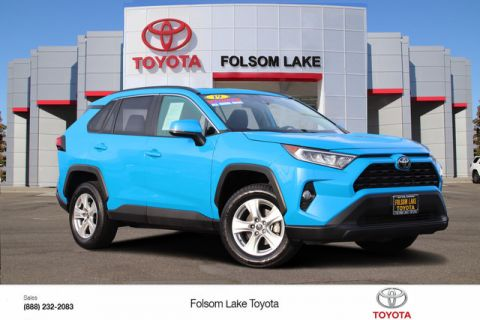 Pre-Owned 2019 Toyota RAV4 XLE AWD*DYNAMIC CRUISE CONTROL, BLIND-SPOT MONITOR, STILL COVERED UNDER THE ORIGINAL NEW TOYOTA FACTORY WARRANTY