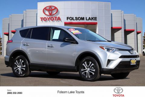 Pre-Owned 2018 Toyota RAV4 LE* NEW TIRES, NEW BRAKES, DYNAMIC CRUISE CONTROL, LANE DEPARTURE WARNING SYSTEM, HANDS FREE PHONE