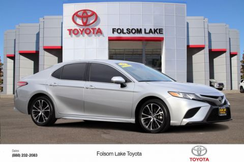 Pre-Owned 2019 Toyota Camry SE* DYNAMIC CRUISE CONTROL, LANE DEPARTURE WARNING SYSTEM, STILL