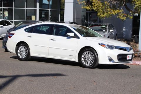 Certified Pre-Owned 2015 Toyota Avalon Hybrid XLE Premium* ONE OWNER, HEATED SEATS, LEATHER, MOONROOF, TOYOTA FACTORY CERTIFIED Front Wheel Drive Sedan - In-Stock