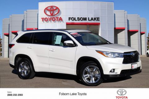 Certified Pre-Owned 2015 Toyota Highlander Limited* NEW TIRES, ONE OWNER, NAVIGATION, HEATED AND VENTILATED LEATHER SEATS, THIRD ROW SEAT, MOONROOF, ROOF RACK, BLIND-SPOT MONITOR, TOYOTA FACTORY CERTIFIED Front Wheel Drive SUV - In-Stock