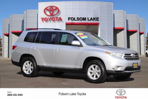 Pre-Owned 2013 Toyota Highlander Plus* ONE OWNER, CRUISE CONTROL, POWER WINDOWS, POWER DOOR LOCKS