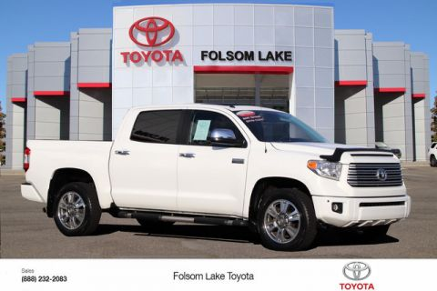 Certified Pre-Owned 2015 Toyota Tundra CrewMax Platinum 4X4* ONE OWNER, NAVIGATION, HEATED AND COOLED LEATHER SEATS, MOONROOF, TOYOTA FACTORY CERTIFIED