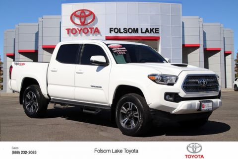 Certified Pre-Owned 2016 Toyota Tacoma Double Cab TRD Sport 4X4* NEW TIRES, ONE OWNER, NAVIGATION, TECHNOLOGY&PREMIUM PKG, MOON ROOF, TOYOTA FACTORY CERTIFIED
