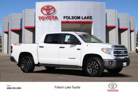 Certified Pre-Owned 2016 Toyota Tundra CrewMax SR5 4X4* CRUISE CONTROL, POWER WINDOWS, POWER DOOR LOCKS, TOWING PKG, TOYOTA FACTORY CERTIFIED