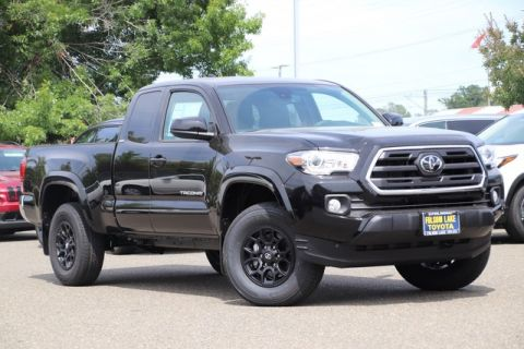 New 2019 Toyota Tacoma SR5 Access Cab 6' Bed V6 AT