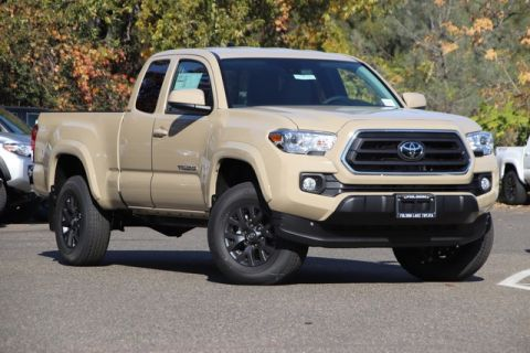 New 2020 Toyota Tacoma 4WD SR5 Access Cab 6' Bed I4 AT (Natl)