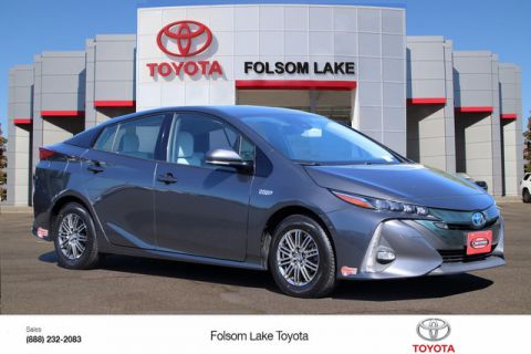Certified Pre-Owned 2017 Toyota Prius Prime Advanced* ONE OWNER, NAVIGATION, HEATED SEATS, DYNAMIC CRUISE CONTROL, BLIND-SPOT MONITOR, TOYOTA FACTORY CERTIFIED Front Wheel Drive Hatchback - In-Stock
