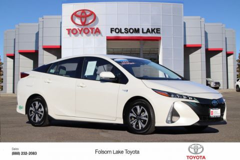 Certified Pre-Owned 2017 Toyota Prius Prime Plus* ONE OWNER, NAVIGATION, HEATED SEATS, DYNAMIC CRUISE CONTRO Front Wheel Drive Hatchback - In-Stock