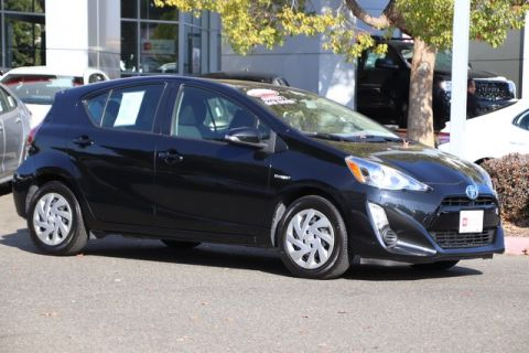 Certified Pre-Owned 2015 Toyota Prius c Three* ONE OWNER, NAVIGATION, HANDS FREE PHONE, CRUISE CONTROL, TOYOTA FACTORY CERTIFIED Front Wheel Drive Hatchback - In-Stock