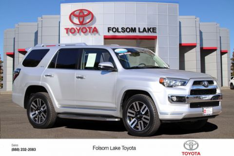 Certified Pre-Owned 2015 Toyota 4Runner Limited 4X4* NEW TIRES, NAVIGATION, HEATED LEATHER SEATS, MOONRO Four Wheel Drive SUV - In-Stock