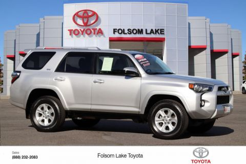 Certified Pre-Owned 2018 Toyota 4Runner SR5 4X4* NEW TIRES, NAVIGATION, ROOF RACK, TOYOTA FACTORY CERTIFIED Four Wheel Drive SUV - In-Stock