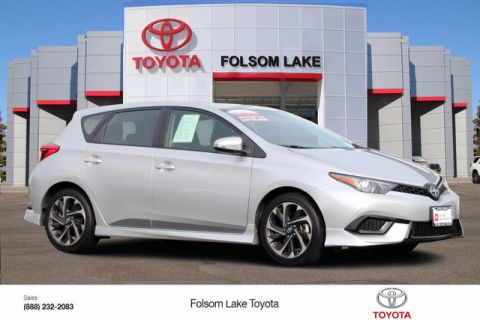 Certified Pre-Owned 2016 Scion iM * ONE OWNER, BLUETOOTH HANDS FREE PHONE, BACKUP CAMERA, SCION FACTORY CERTIFIED